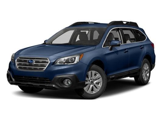 2017 Subaru Outback Premium In Albany Ny Goldstein
