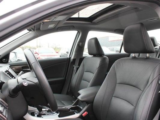 2017 Honda Accord Ex L In Albany Ny Goldstein Subaru