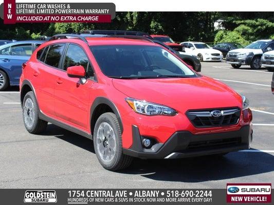 2021 Subaru Crosstrek Premium Albany Ny Colonie Schenectady Troy New York Jf2gtapc8mh208003