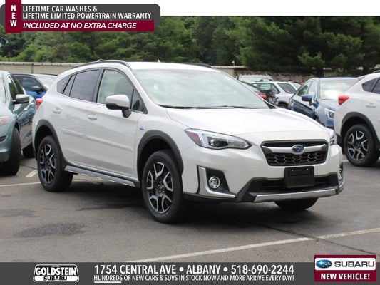 2020 Subaru Crosstrek Hybrid Premium Plus Navi Albany Ny Colonie Schenectady Troy New York Jf2gtdec1lh228225