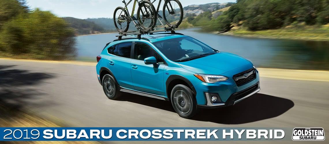 2019 Subaru Crosstrek Hybrid Compact Suv