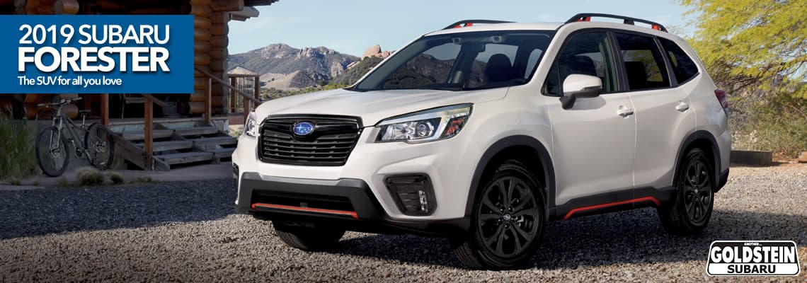 Foresters Quick Quote >> 2019 Subaru Forester Midsize Suv