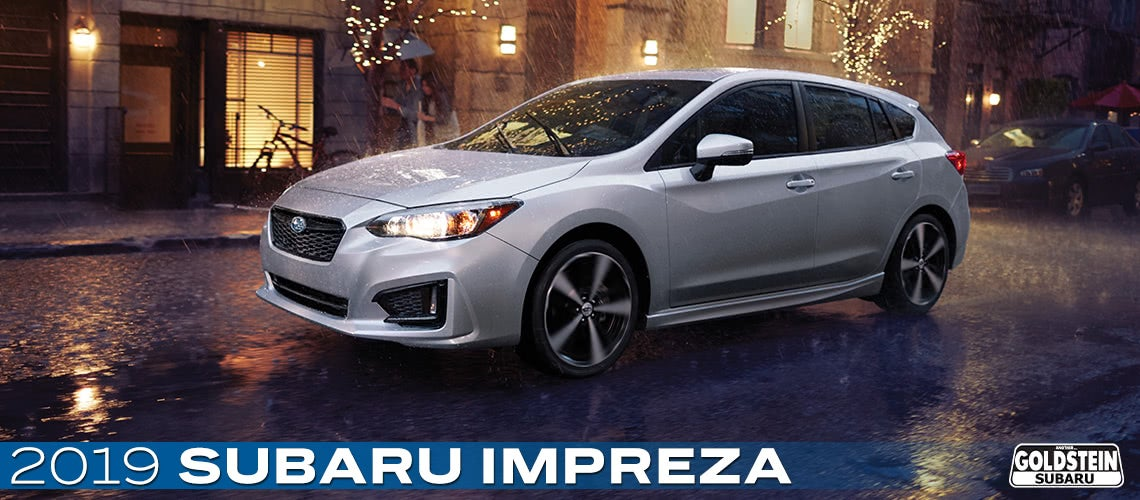 2019 Subaru Impreza - Compact Sedan