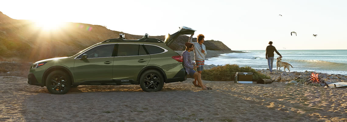 2020 Subaru Outback - COMING SOON!
