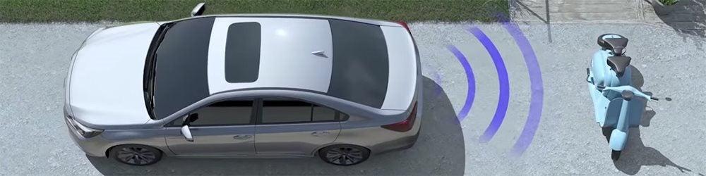 What is Subaru Reverse Automatic Braking?