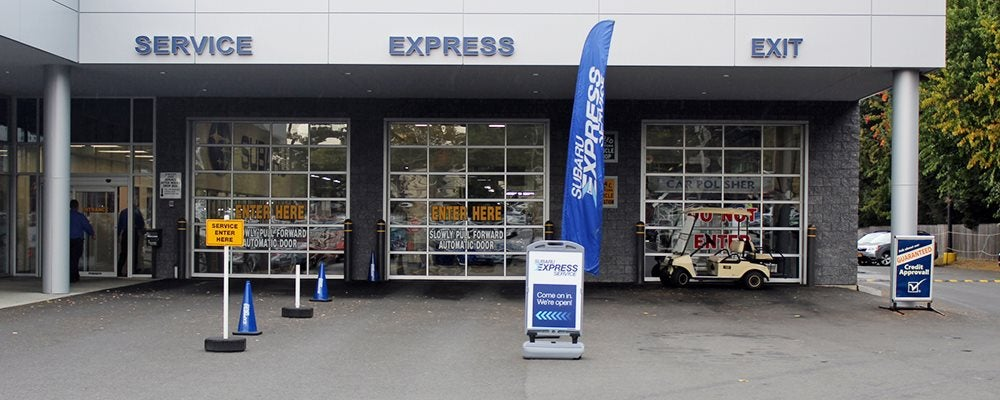 Service & Parts Department - Albany Subaru dealer in Albany NY - New